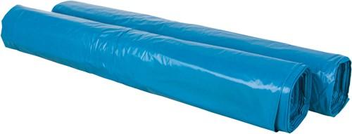 Afvalzak LDPE 70mu 90x110cm (10x10stuks)