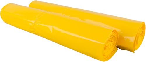 Afvalzak LDPE 50mu 70x110cm (10x20stuks)