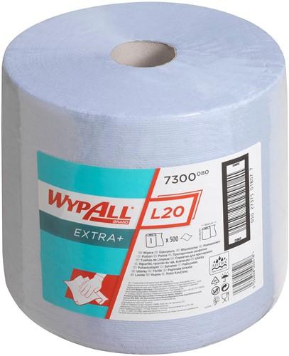 Wypall L20 Extra+ Poetsdoek Grote rol 7300